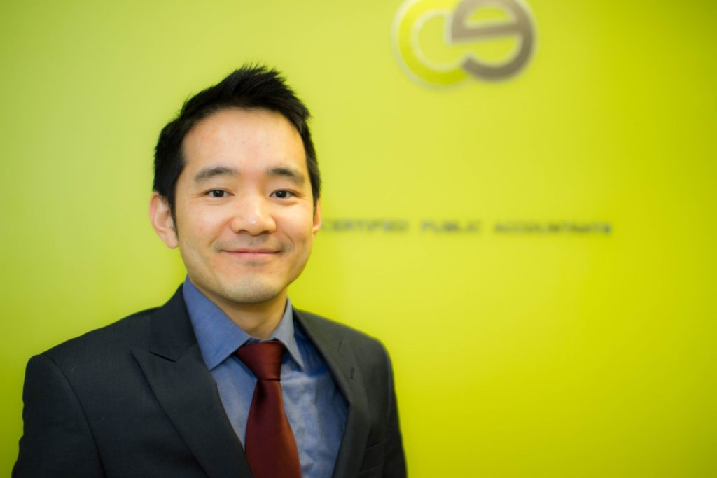 Principal - Hugh Kim, CPA